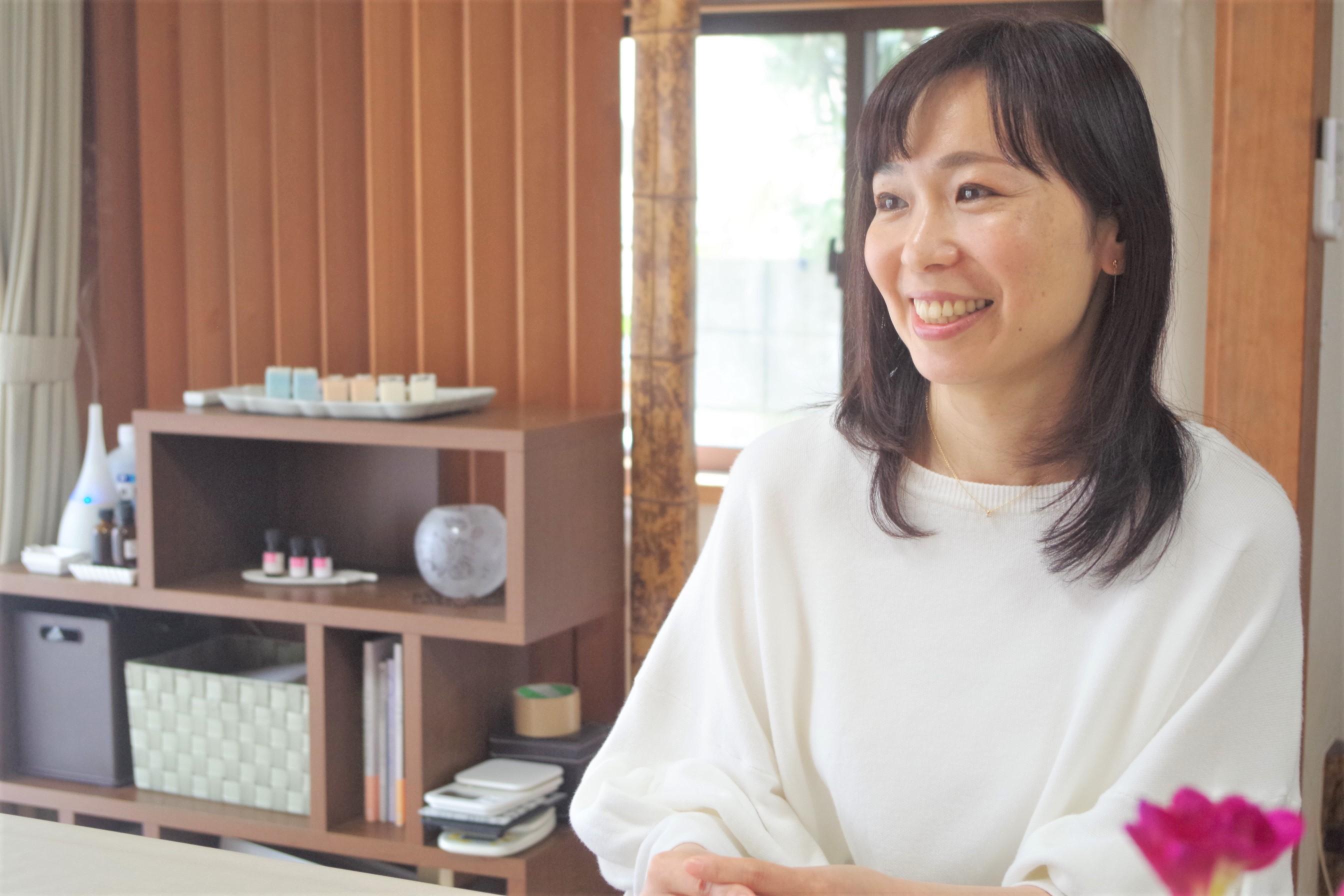 手作り石けん,インタビュー,金子ひとみ,With Flowers