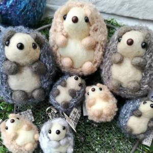 羊毛フェルトハンドメイド